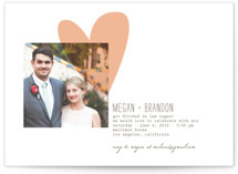 Simply Love Wedding Announcements