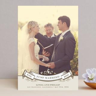 Celebration Wedding Announcements