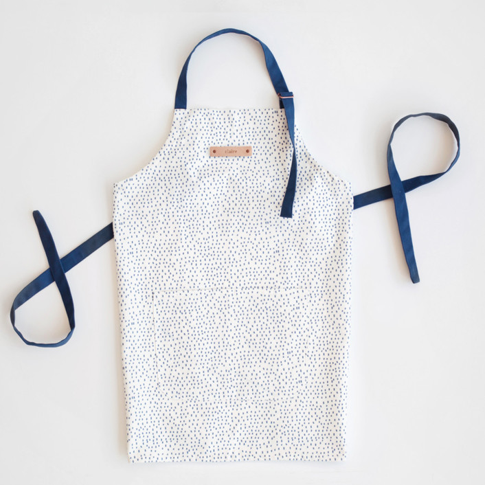 Speckled Apron