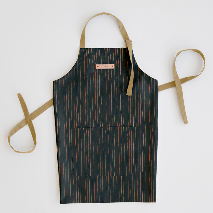 Strands of Tradition 2 Adult Aprons