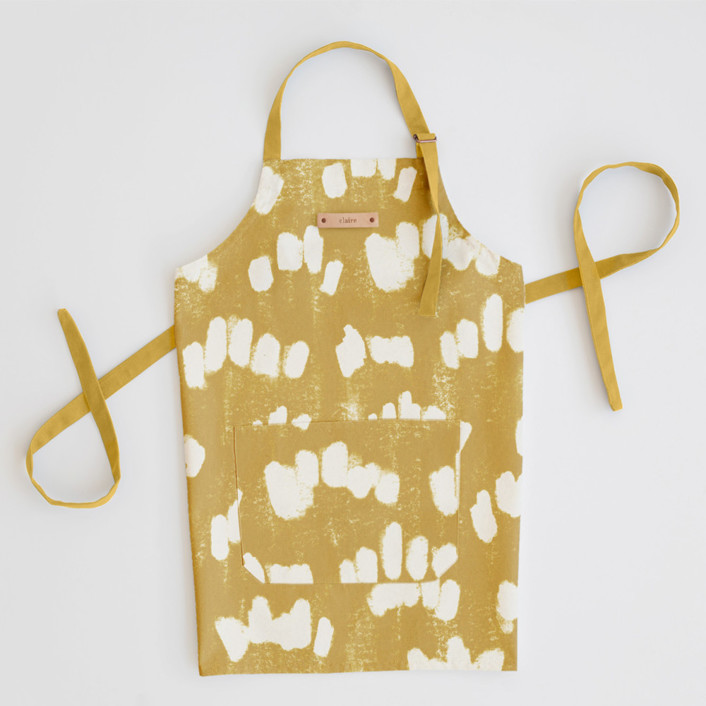 Abstract Texture Adult Aprons