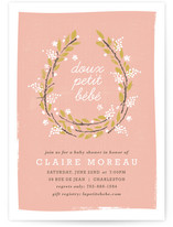 Petit Bebe Baby Shower Postcards