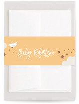 baby balloon ride Baby Shower Belly Bands