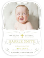 Pure & Sweet Baptism & Christening Announcements