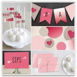 Valentine's Ombre Love