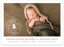 Classic Holiday Post
