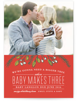 Bigger Tree Baby Makes Three