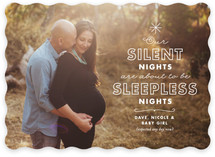 Not So Silent Night