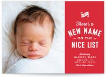 New name on the nice li... by Lea Delaveris