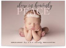 Sleep in Heavenly Peace