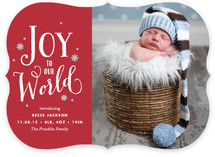 Joy to Our World