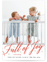 Full of Joy Sparkle
