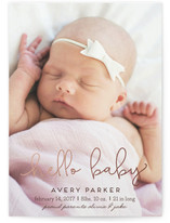 Hello Sweet baby by Anupama