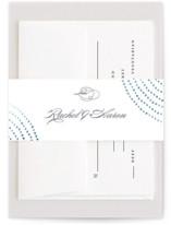 Bespeckle Foil-Pressed Belly Bands