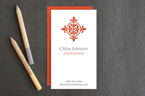 Modern Elegance Business Cards