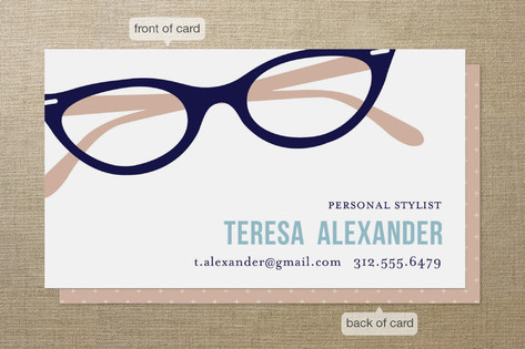 Specs Business Cards