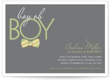 Bow Tie Boy Oh Boy