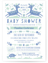 Les Bichettes Baby Shower Invitations