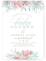 Floral Shower