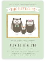 Owl Happy Family