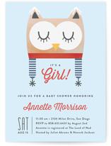 Baby Owl Bonnet