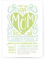 We Heart Mom To Be