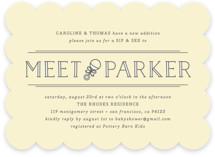 Meet + Greet Baby Shower Invitations