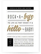 Rockabye and Hello by Frooted Design