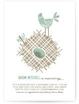 Mid Century Nest by Karen Glenn