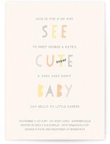 See Cute Baby