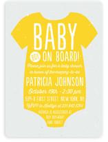 Baby Boy on Board