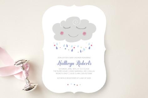 Petit Nuage Baby Shower Invitations