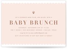Brunch for Baby
