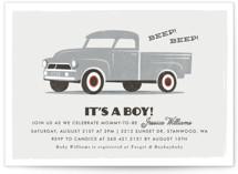 vintage baby truck