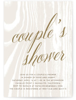 Big Sur Bridal Shower Invitations