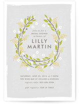 Abundance Bridal Shower Invitations
