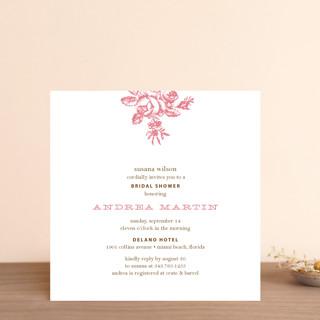 Haute Affair Bridal Shower Invitations