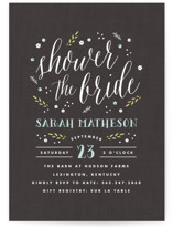 Rustic Charm Bridal Shower Invitations