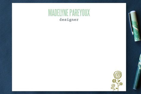 Riviera Business Stationery