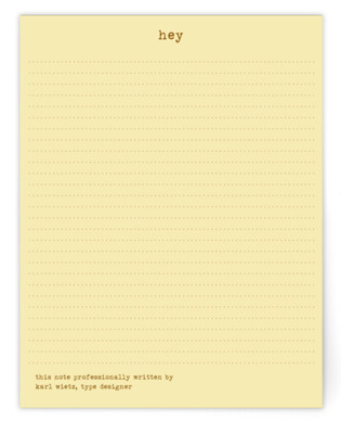 Knock It Business Stationery Cards