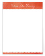 Color Wash Business Stationery