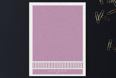 Modern Art Business Stationery