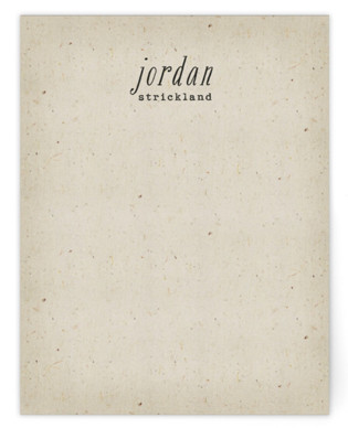 Hand Krafted Business Stationery Cards