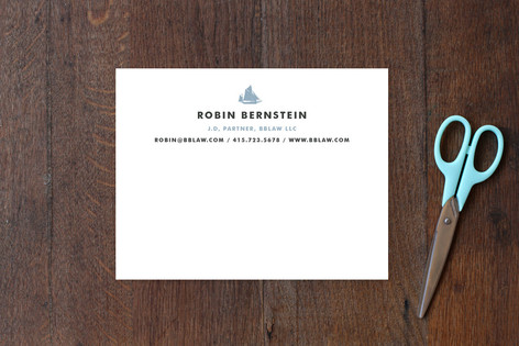 Captain Business Stationery
