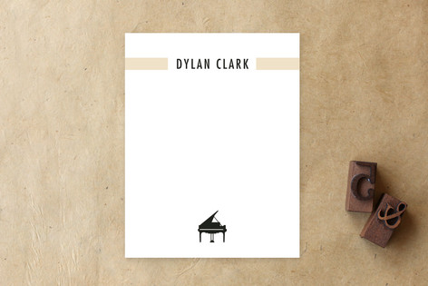 Classical Composition Business Stationery