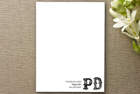 I Like to Write Business Stationery