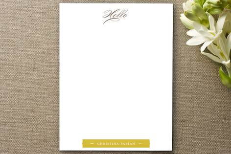 Stay at Home Mom Business Stationery