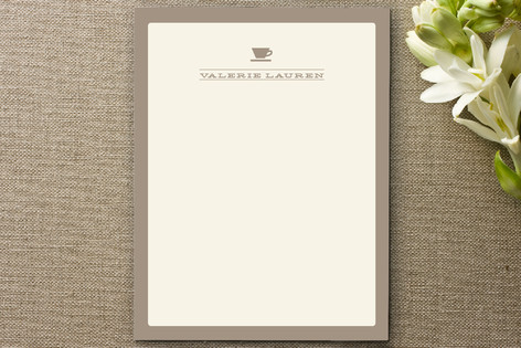 Coffee Meetup Business Stationery