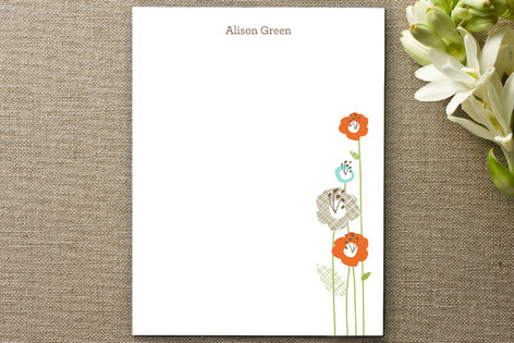 Petals and Stems Business Stationery