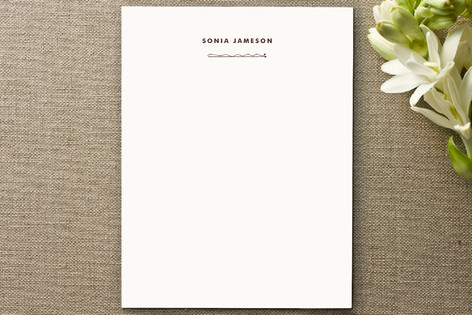 Pin Business Stationery